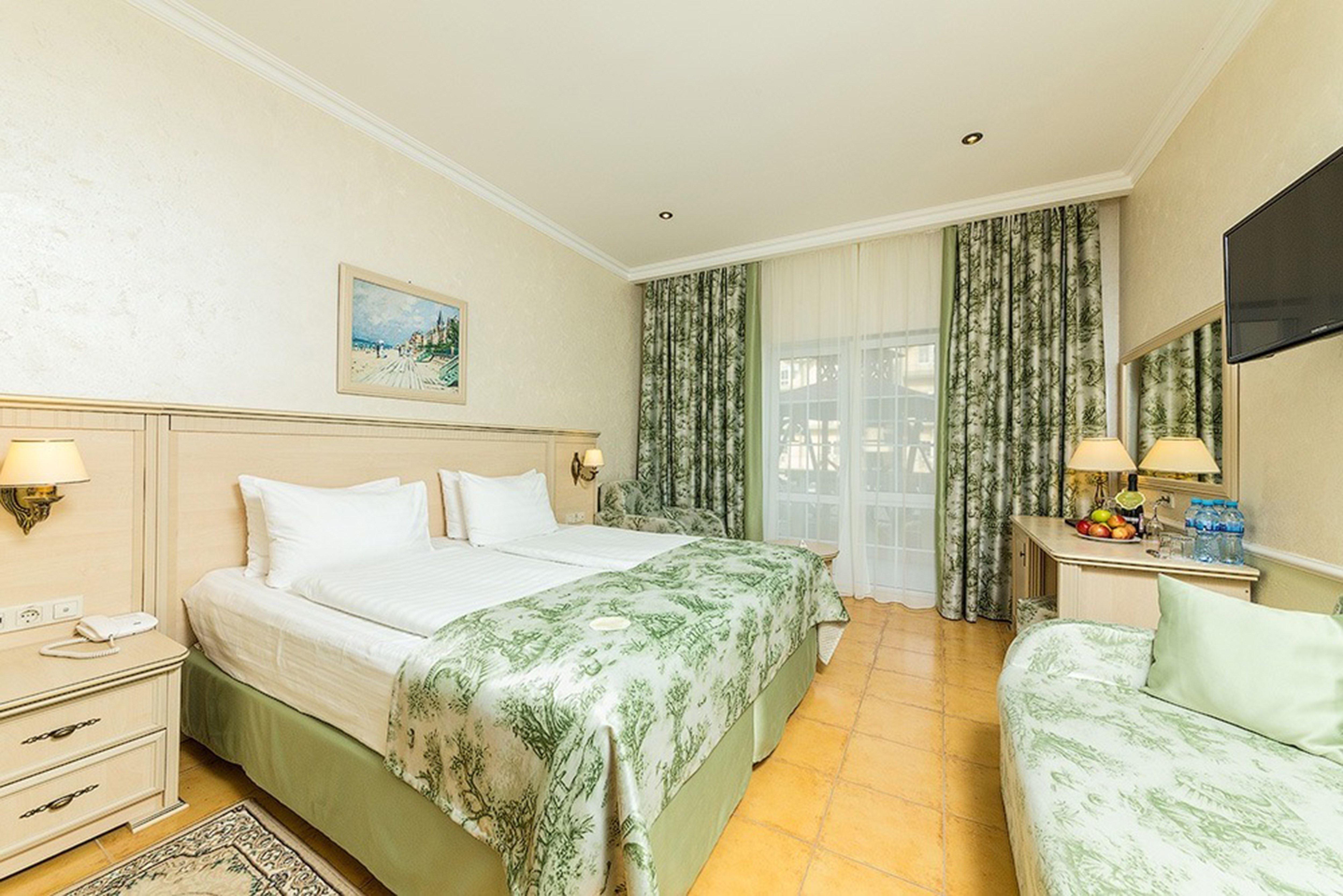 SPA-отель «Довиль» – лучшее место для отдыха в Анапе.