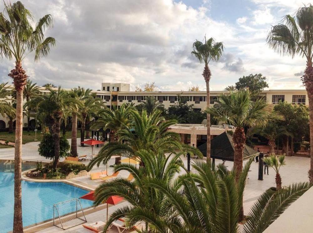отель неролия монастир тунис