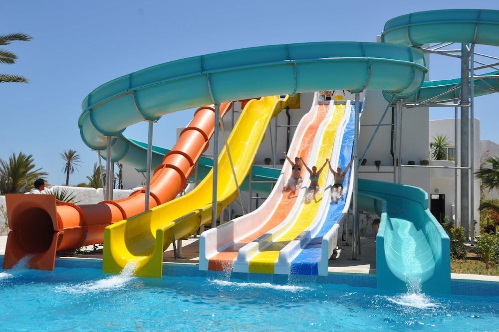 отель fiesta beach 4 джерба